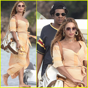 Beyonce & Jay Z Continue Birthday Celebration in Italy!