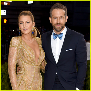 Ryan Reynolds & Blake Lively's Funny Exchange Over Her New Movie Includes That Eggplant Emoji