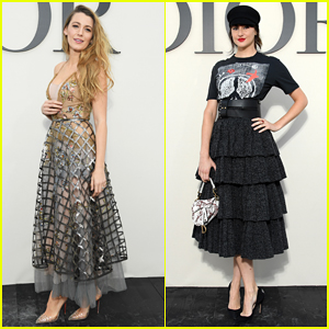 Blake Lively, Shailene Woodley & More Step Out for Dior Show at Paris Fashion Week!
