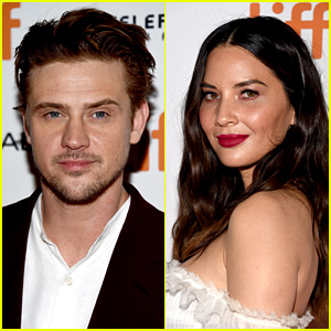 Boyd Holbrook Admits He Pulled Out of 'Predator' Press, Says He's Proud of Olivia Munn
