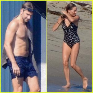 Bradley Cooper & Sienna Miller Hit the Beach Together in Malibu!