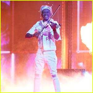 Brian King Joseph Plays a Kanye West Song on Violin for 'America's Got Talent' Finals (Video)