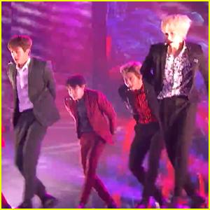 BTS Performs 'Idol' on 'America's Got Talent' - Watch Now!
