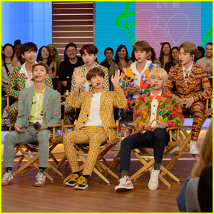 BTS Make 'Good Morning America' Debut - Watch Their Performance!