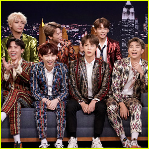 BTS Takes Over Jimmy Fallon's 'Tonight Show' - Watch Now!