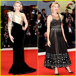 Cate Blanchett & Naomi Watts Add More Star Power to 'Suspiria' Venice Premiere