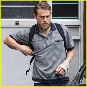 Charlie Hunnam Continues Work on Upcoming Movie 'Jungleland'