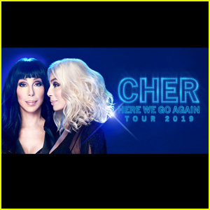 Cher Announces 'Here We Go Again' 2019 U.S. Tour - See the Dates!