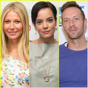 Gwyneth Paltrow & Chris Martin Once Staged an Intervention for Lily Allen