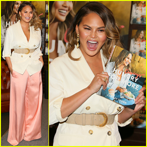 Chrissy Teigen Says She Can't See Herself 'Regretting Having A Ton of Kids'