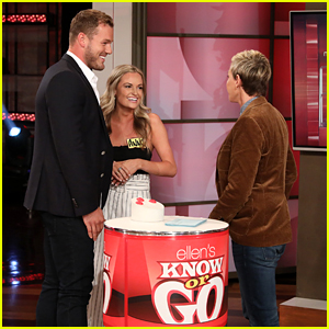 Bachelor Colton Underwood Meets 3 of His Contestants (Video)