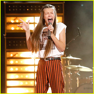 Courtney Hadwin Brings Down the House with 'America's Got Talent' Semi-Finals Performance - Watch!