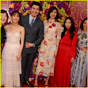 'Crazy Rich Asians' Stars Premiere the Movie in London!