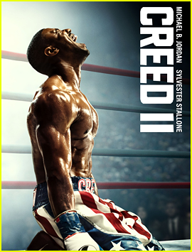 Michael B. Jordan Put His Sculpted Body on Display in 'Creed II' Trailer & Poster - Watch Now!