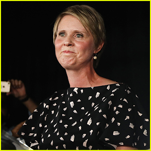 Cynthia Nixon Addresses Losing N.Y. Governor Primary, Says 'I'm Not Discouraged, I'm Inspired'