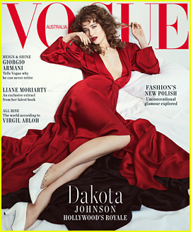 Dakota Johnson Tells 'Vogue Australia' All About Chris Hemsworth's Insane Body