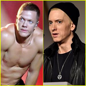 Imagine Dragons' Dan Reynolds Slams Eminem for Using F-Word
