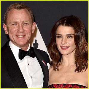 Daniel Craig & Rachel Weisz Welcome Baby Girl (Report)