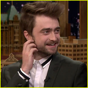 Daniel Radcliffe Reacts to 'Harry Potter' Memes on 'Fallon' - Watch Now!