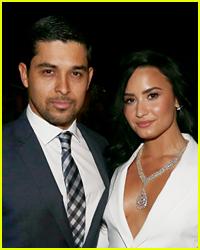 How Often Has Wilmer Valderrama Visited Demi Lovato in Rehab?