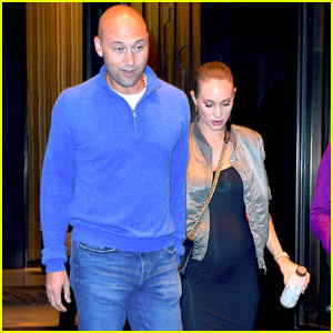 Derek Jeter & Wife Hannah Might Be Expecting Baby Number 2!