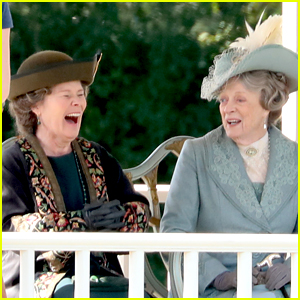 'Downton Abbey' Movie Begins Filming - First Set Photos!