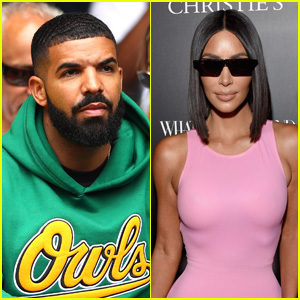 Fan Conspiracy Theory About Kim Kardashian Having Affair With Drake Goes Viral