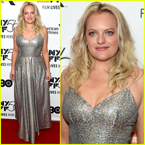 Elisabeth Moss Shines at 'Her Smell' Premiere at New York Film Festvial