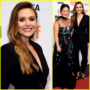 Elizabeth Olsen Premieres New Show 'Sorry for Your Loss' at TIFF 2018