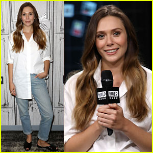 Elizabeth Olsen Reveals Her Biggest Fear While Filming 'Sorry for Your Loss'
