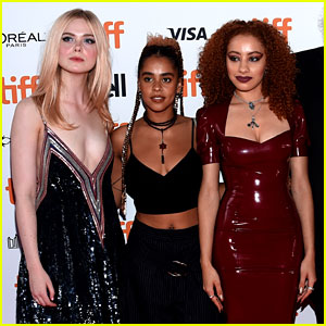 Elle Fanning Joins 'Teen Spirit' Co-Stars at TIFF 2018 Premiere