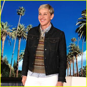 Ellen DeGeneres Announces Netflix Comedy Special Title & Premiere Date!