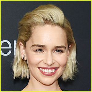 Emilia Clarke Says Dyeing Her Hair Blonde Killed Her Hair