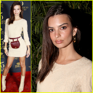 Emily Ratajkowski Celebrates What Goes Around Comes Around's Anniversary