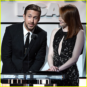 Emma Stone Gushes Over Her 'Dear, Wonderful Friend' Ryan Gosling!