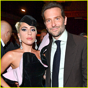 Lady Gaga & Bradley Cooper Party Together at 'A Star Is Born' Post-Screening Event!