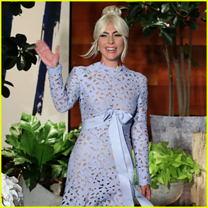 Lady Gaga Reveals Why She Dyed Her Hair Blonde After Filming 'A Star Is Born' - Watch Now!