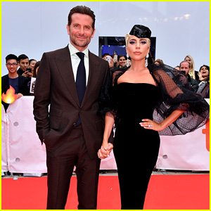 Lady Gaga & Bradley Cooper Strike a Pose at 'A Star Is Born' Premiere at Toronto Film Festival!