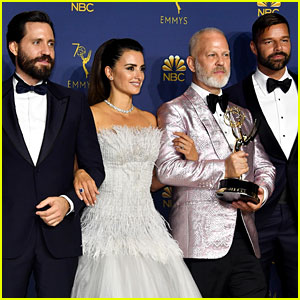 'Assassination of Gianni Versace: American Crime Story' Wins Outstanding Limited Series at Emmys 2018! (Video)