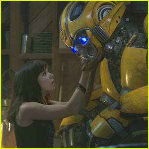 Hailee Steinfeld Discovers a Transformer in New 'Bumblebee' Trailer - Watch Now!