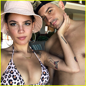 Halsey & G-Eazy Post New Selfies After Getting Back Together