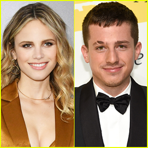 Halston Sage Seemingly Confirms Relationship with Charlie Puth - See the Photo!