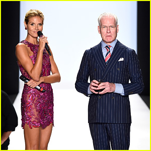 Heidi Klum & Tim Gunn Are Leaving 'Project Runway'!