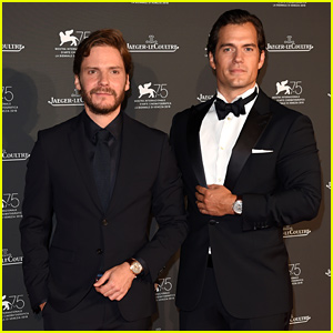 Henry Cavill & Daniel Bruhl Suit Up for Jaeger-LeCoultre Gala in Venice!
