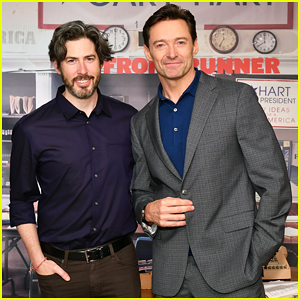 Hugh Jackman Joins 'The Front Runner' Cast at NYC Photo Call!