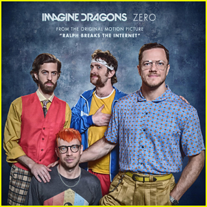 Imagine Dragons Drop 'Zero' from 'Ralph Breaks the Internet' - Stream, Lyrics & Download!