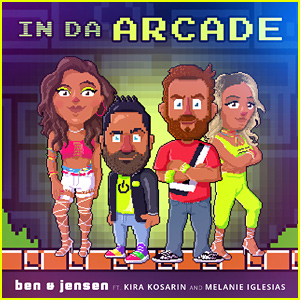 Ben & Jensen Drop 'In da Arcade' Animated Video Featuring 40 Iconic Video Games (Exclusive Premiere)