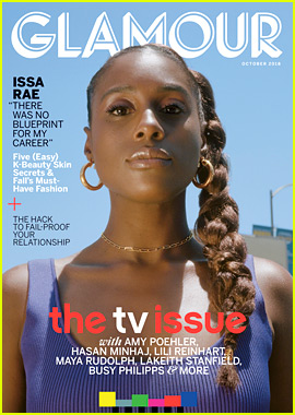 Issa Rae on Staying True to Herself: 'All I Know Is Who I Am'