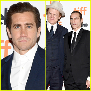 Jake Gyllenhaal & 'Sisters Brothers' Co-Stars Premiere the Film in Toronto!