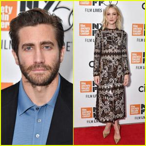 Jake Gyllenhaal & Carey Mulligan Attend 'Wildlife' Premiere at New York Film Festival 2018!